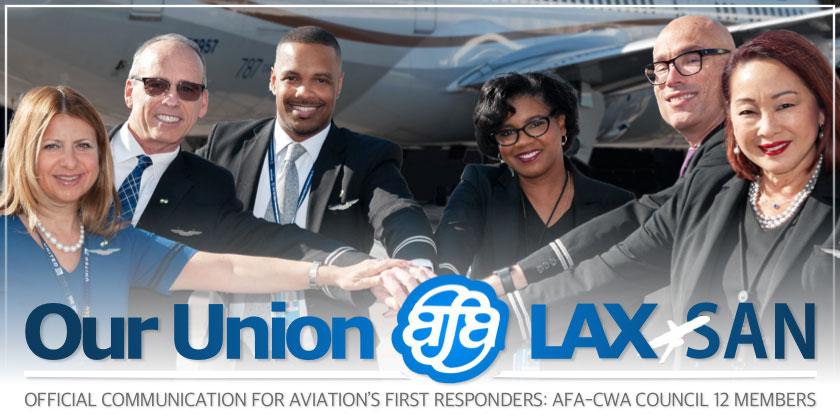 United Airlines C12 (LAX)