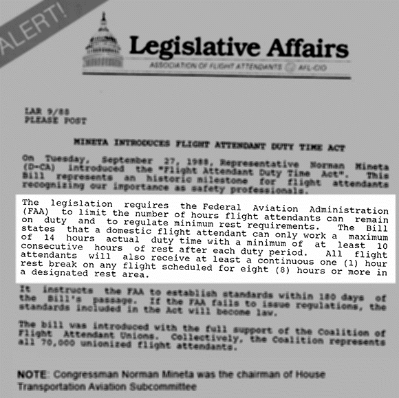 1988 Legislative Alert